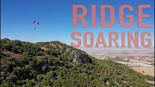 Ridge soaring brush up