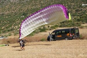 Paramotor Zero to Hero Tuition Course