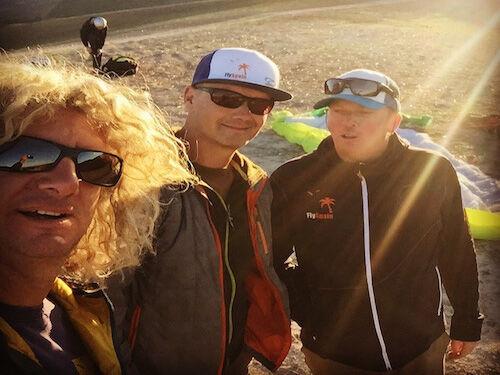 Paragliding Team