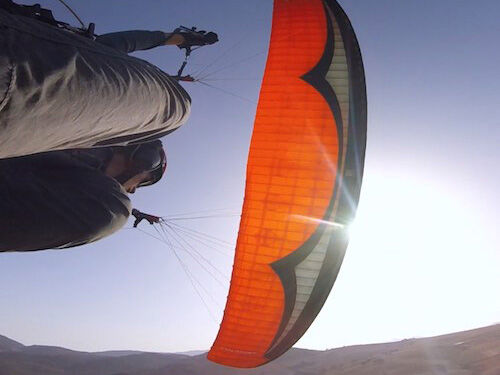 Advanced SIV Paramotoring