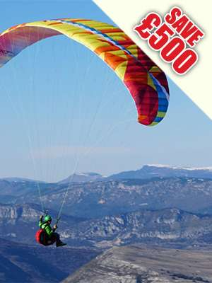 Most Paragliding courses in Europe