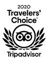 Trip advisor badge