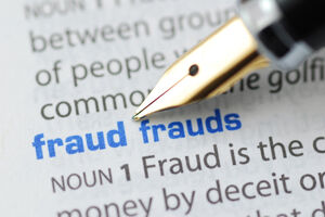 Fraud definition in construction industry