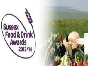 Sussex Food and Drink Awards 2013-14 Jeremy's is a winner!