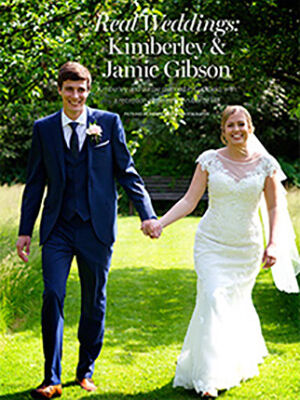 Real Weddings:Kimberley & Jamie GibsonRead the full article