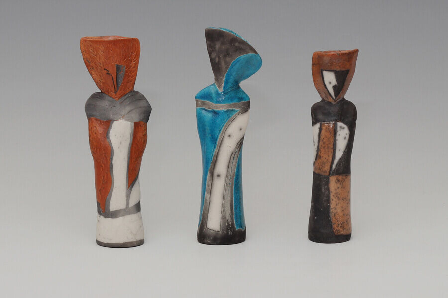 Elizabeth-Raeburn-Three-Ceramic-Forms-miararts