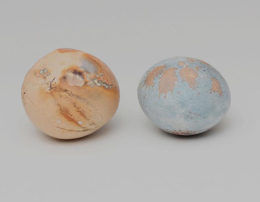 Elspeth Owen | Ceramic | Rattles | MIAR Arts | Nov 2020