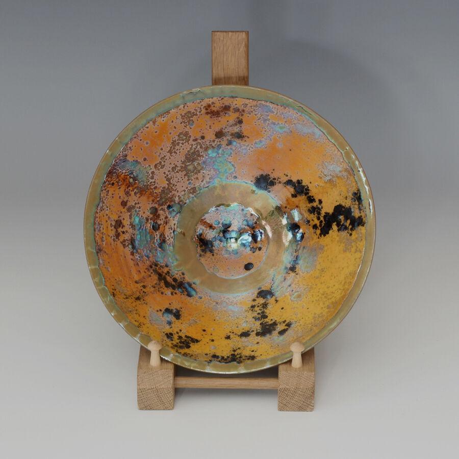 Sutton Taylor Lustre-ware bowl