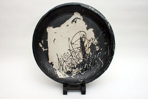 Studio ceramics by Charles Bound, Mark Griffiths & Dan Kelly