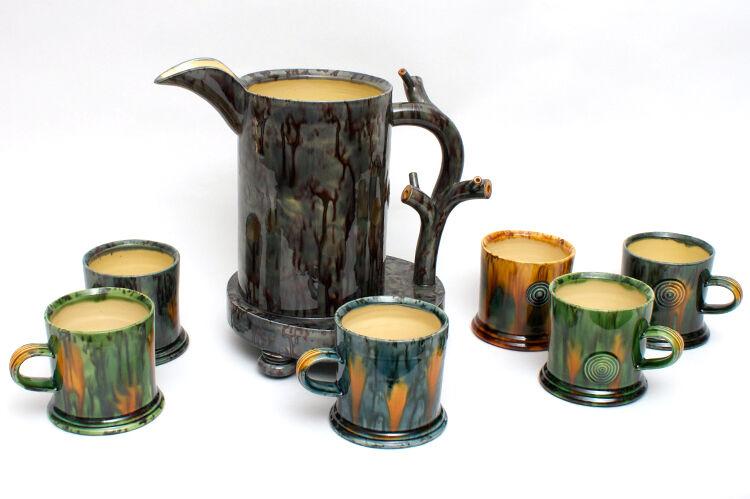 New Ceramics By Walter Keeler