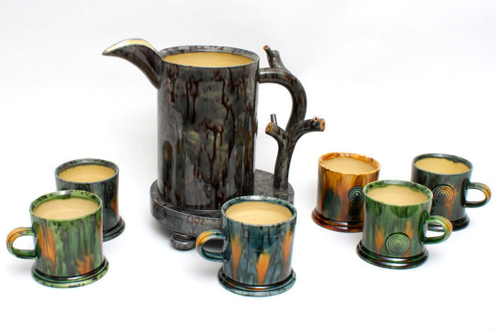 New Ceramics By Walter Keeler