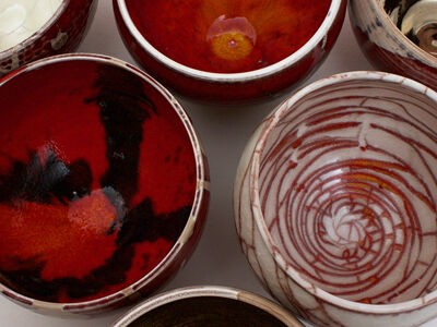 Welcome to two new potters: Bruce Chivers & Sam Hall
