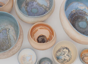 New ceramics by Elspeth Owen