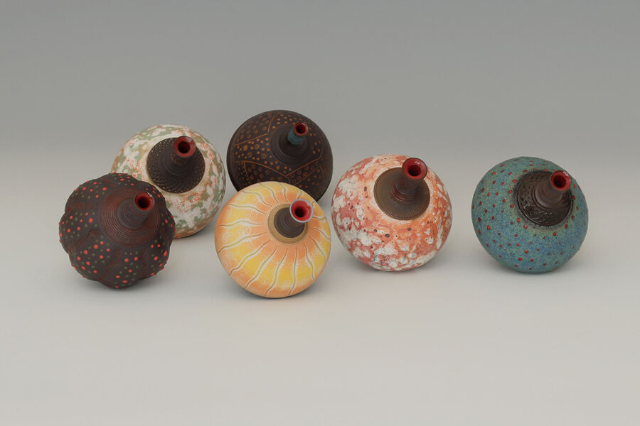 New Pots by Geoffrey Swindell now available