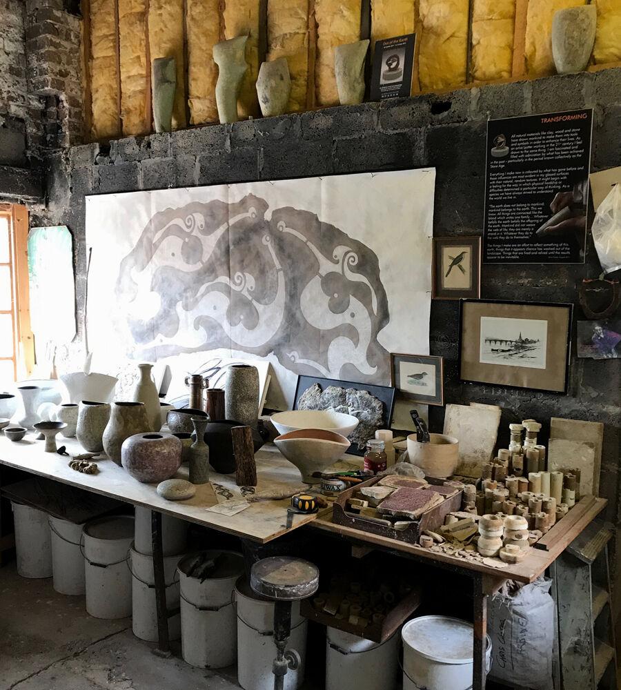 Chris Carters Studio