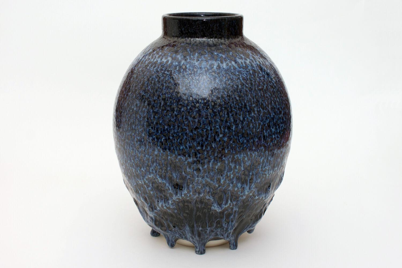 Albert Montserrat Porcelain Jar 04