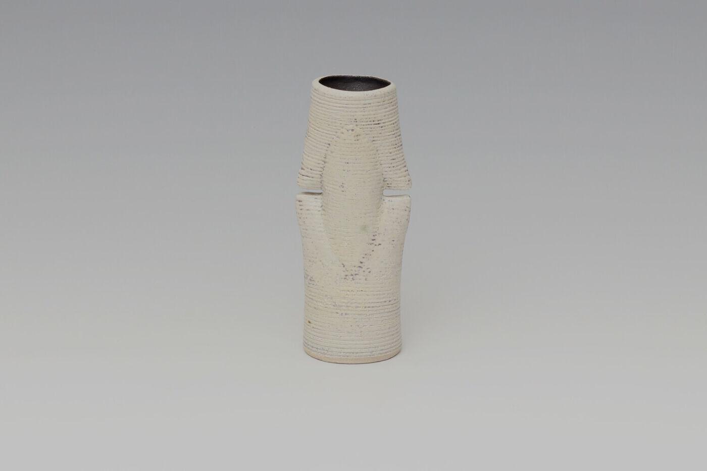 Chris Carter Ceramic Double Totemic Form 151