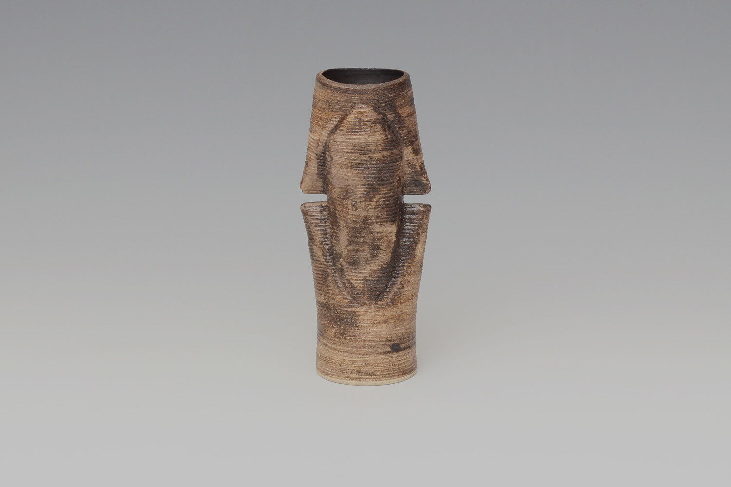 Chris Carter Ceramic Double Totemic Form 149