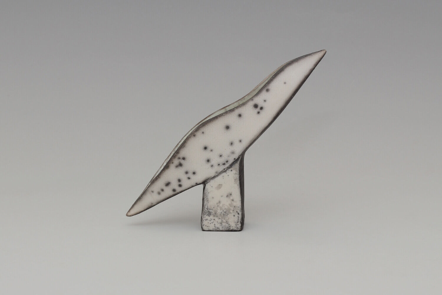 Elizabeth Raeburn Ceramic Raku Bird Sculpture 08