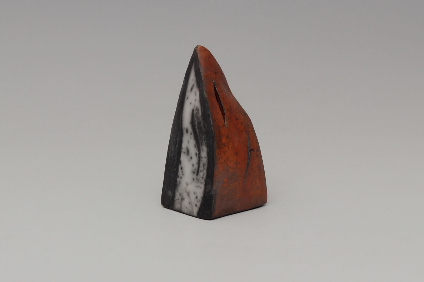 Elizabeth Raeburn Ceramic Raku Sculptural Form 03