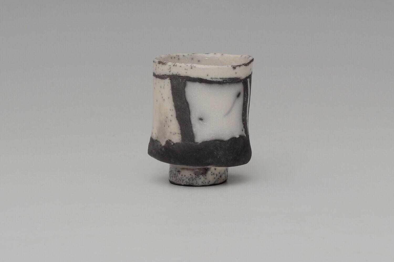 Elizabeth Raeburn Ceramic Raku Jasmin Cup 018