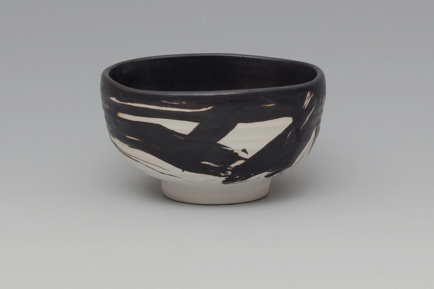 Eric Astoul Ceramic Footed Bowl 02