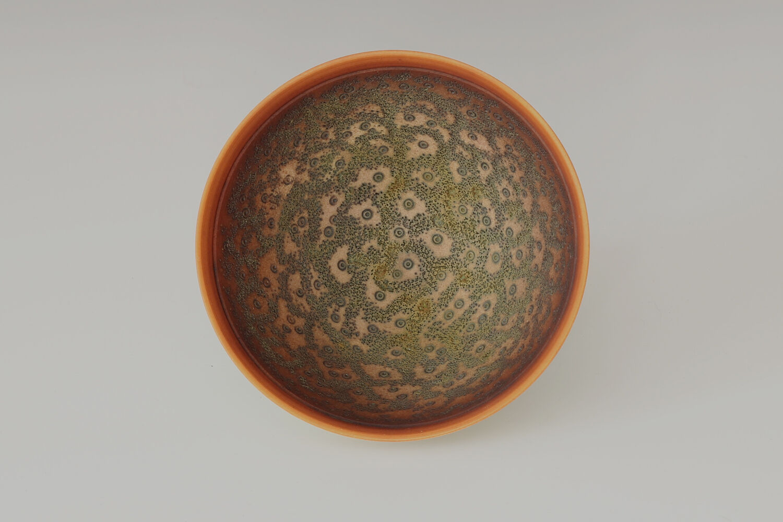 Geoffrey Swindell Ceramic Bowl 011