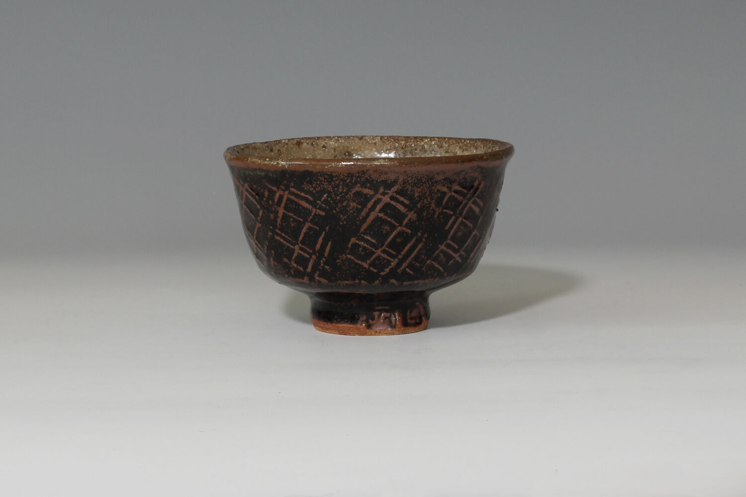 Jim Malone Ceramic Tea Bowl 14