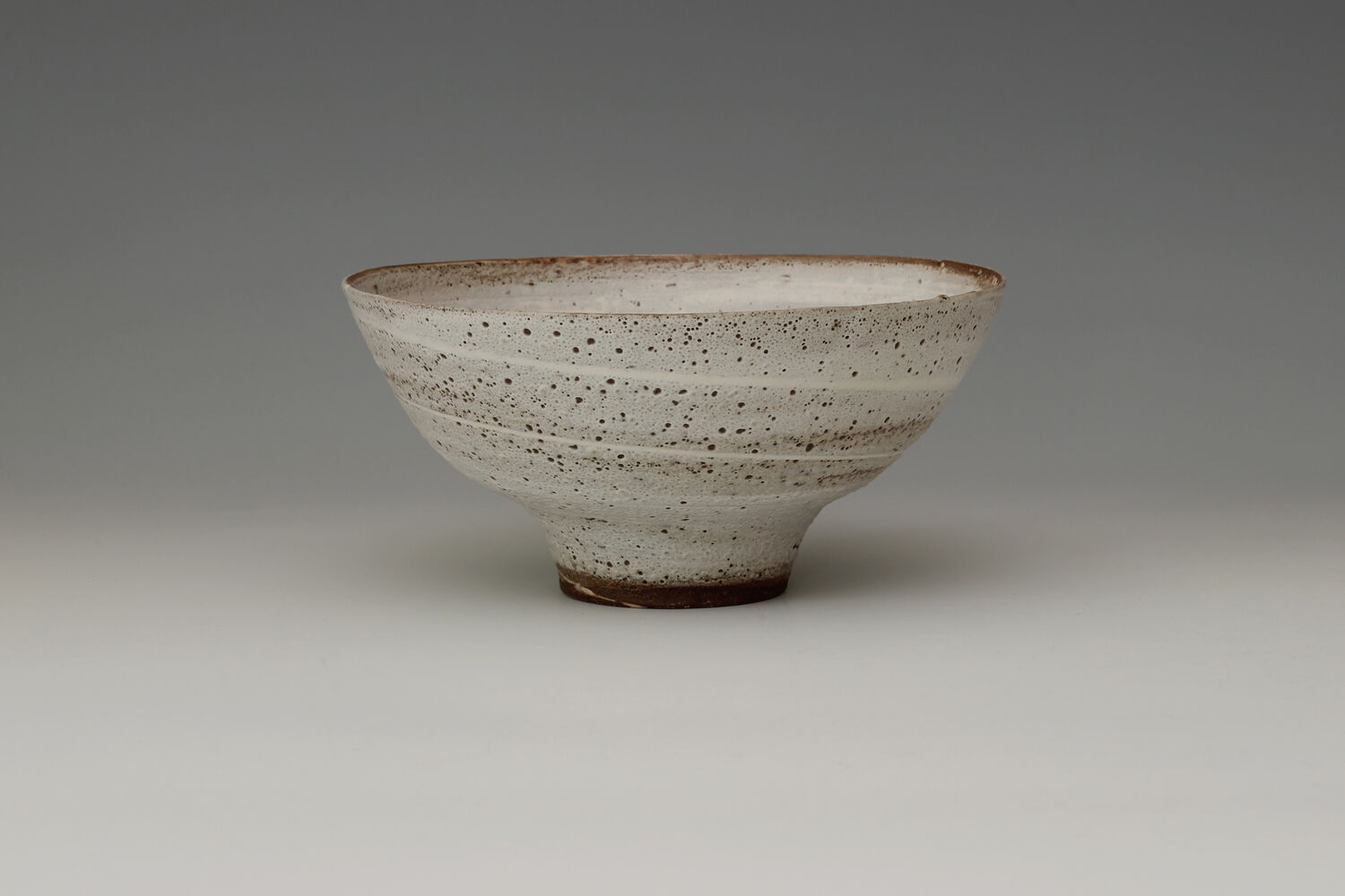 Peter Wills Ceramic Agate-ware Bowl 177