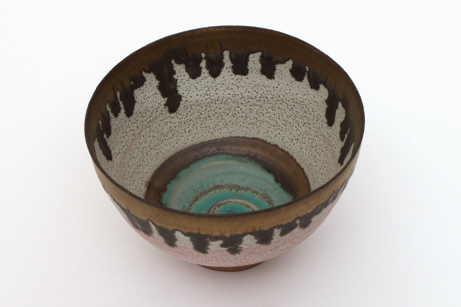 Peter Wills Stoneware Bowl 153