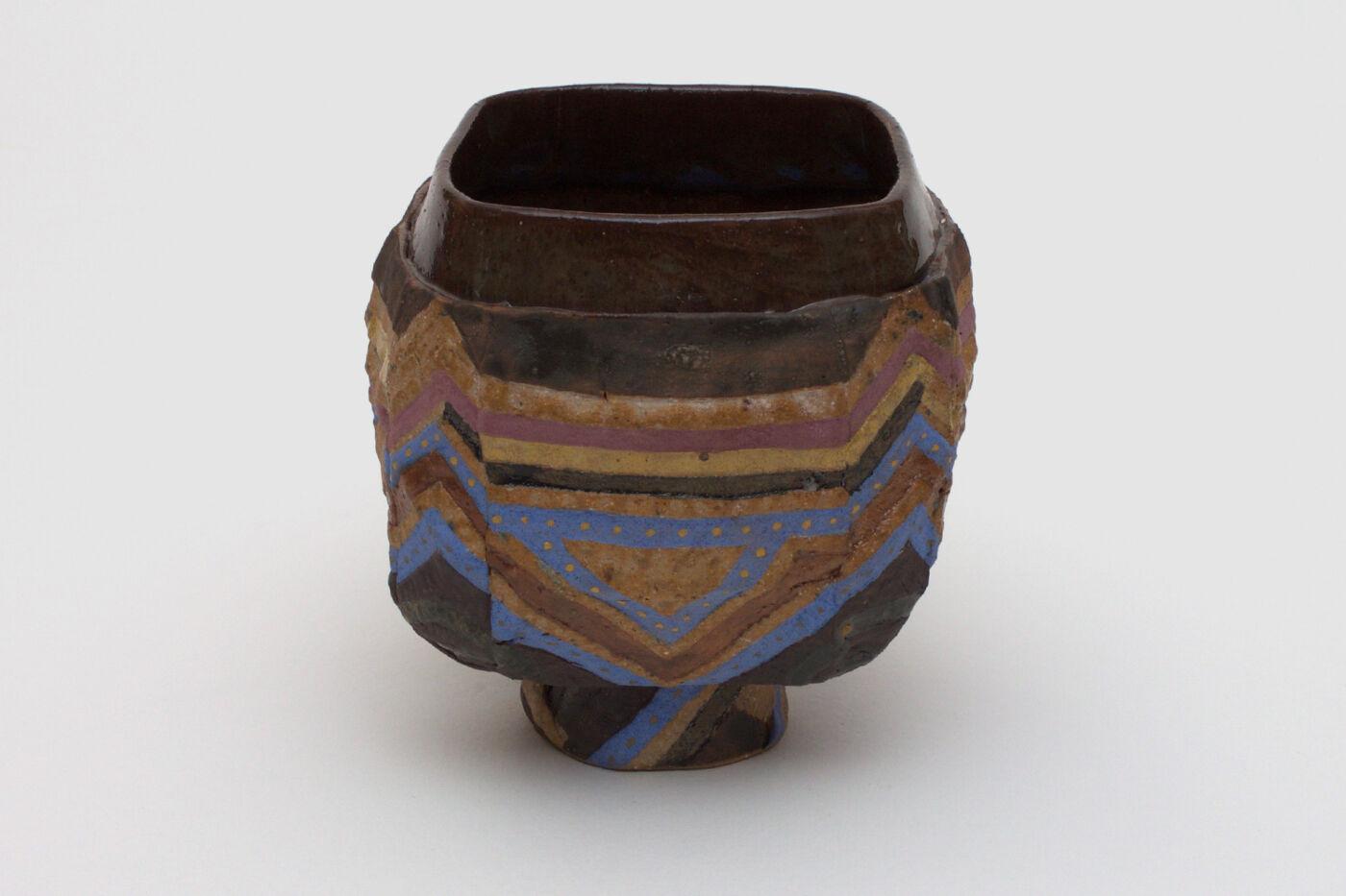 Robert Cooper Ceramic Tea Bowl 064