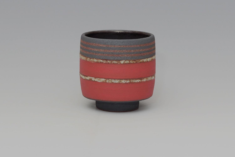 Rosalie Dodds Ceramic Footed Bowl 025