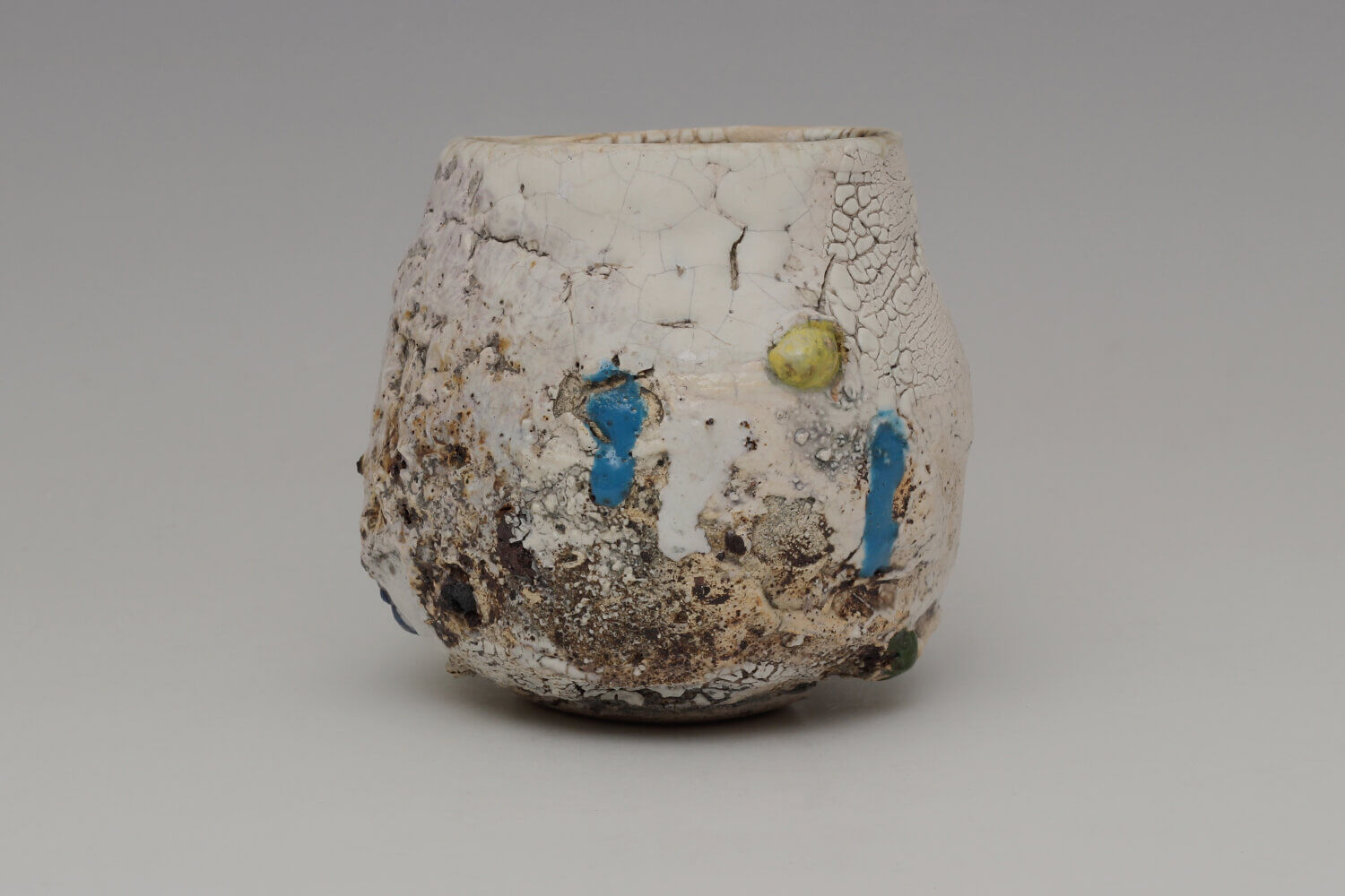 Sam Hall Ceramic Tea Bowl 035