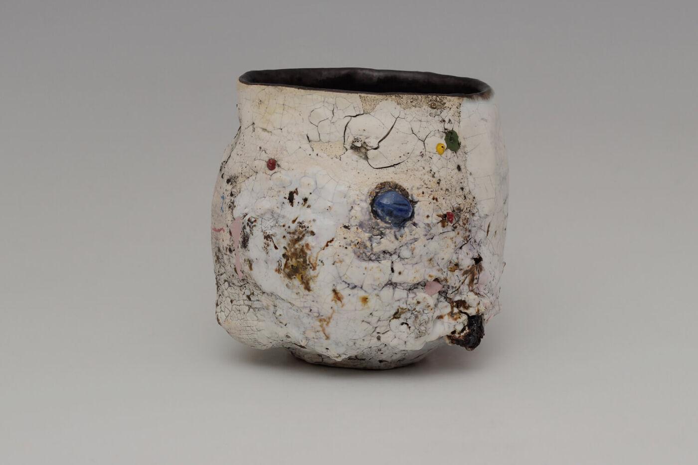 Sam Hall Ceramic Bowl 036