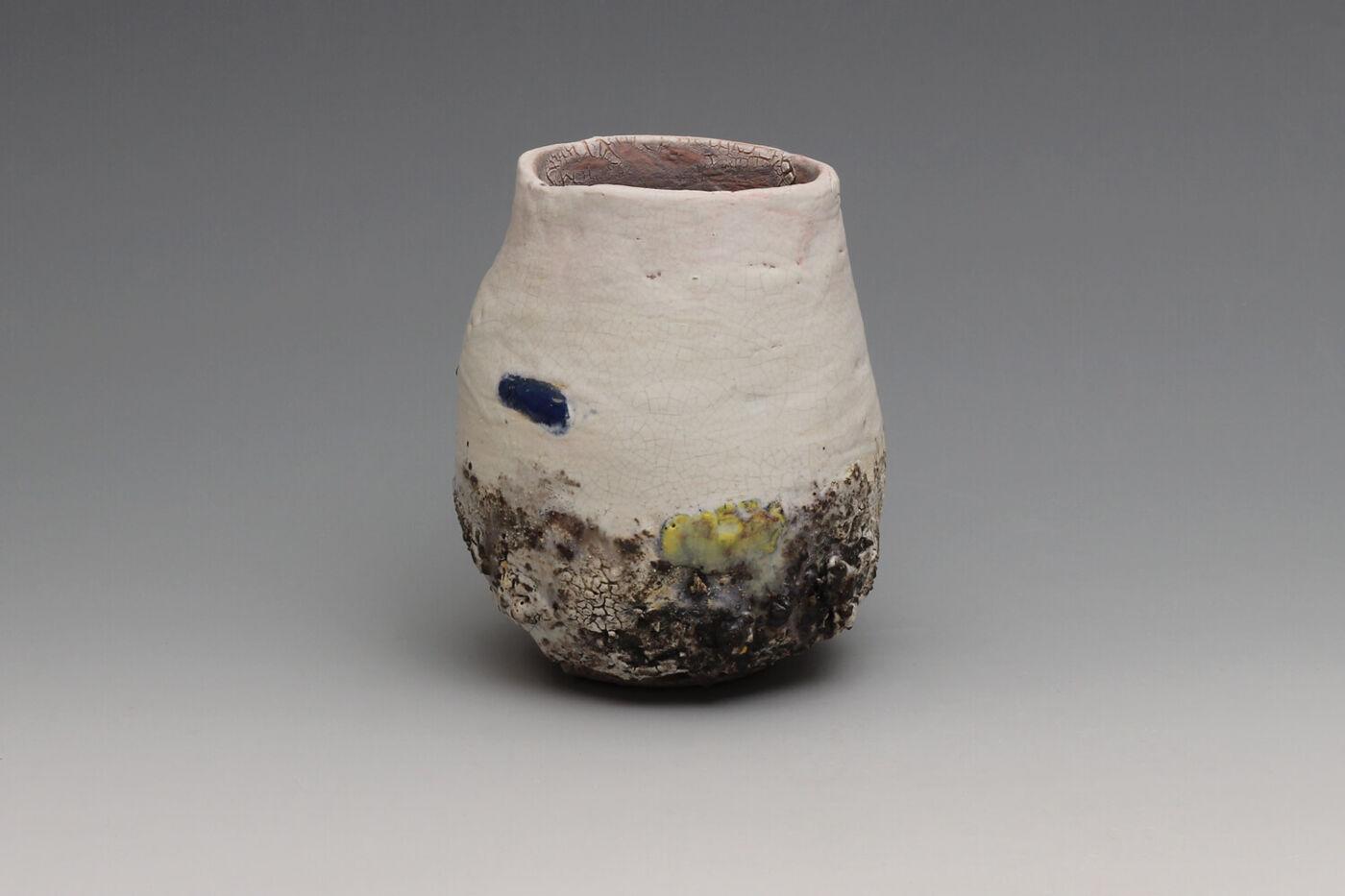 Sam Hall Ceramic Tall Vessel 01