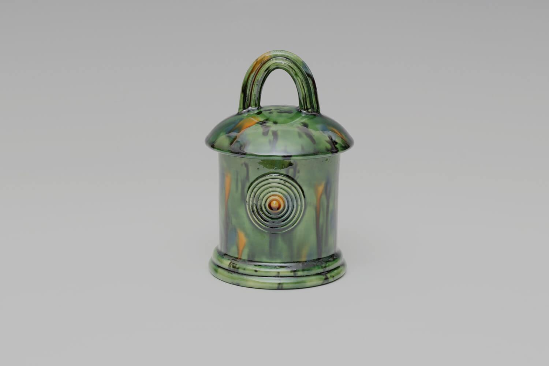 Walter Keeler Ceramic Earthenware Jar 10