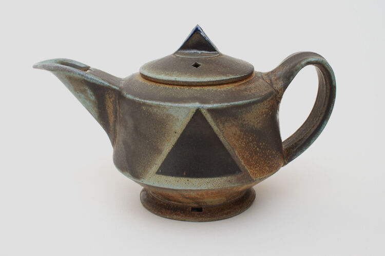 Jeffrey Oestreich Ceramic Tea Pot 02