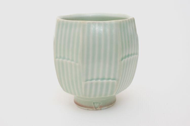 Jeffrey Oestreich Porcelain Yunomi 02