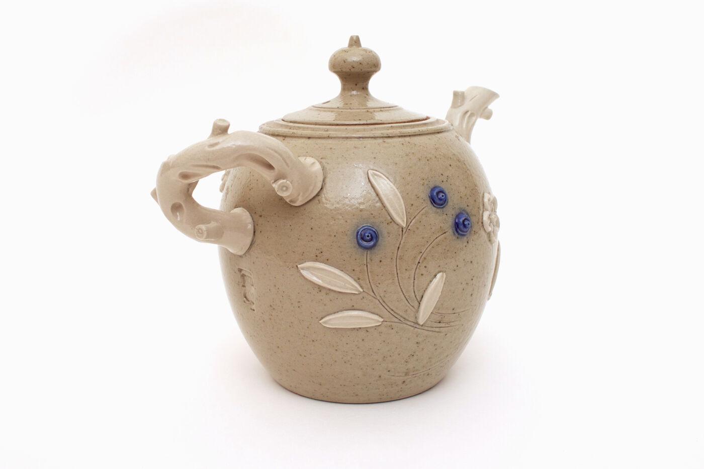 Peter Meanley Ceramic Teapot 18