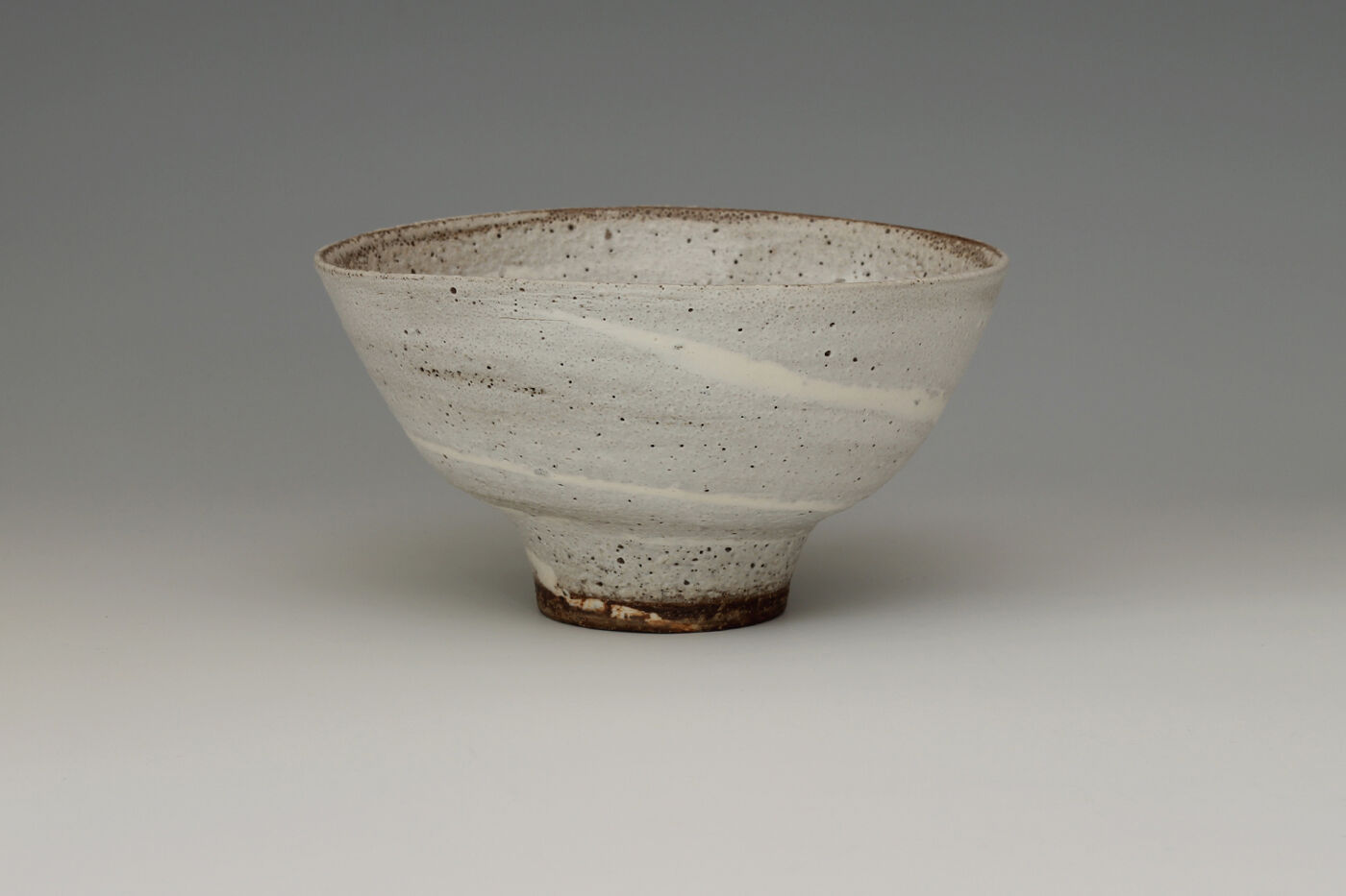 Peter Wills Ceramic Agate-ware Bowl 176
