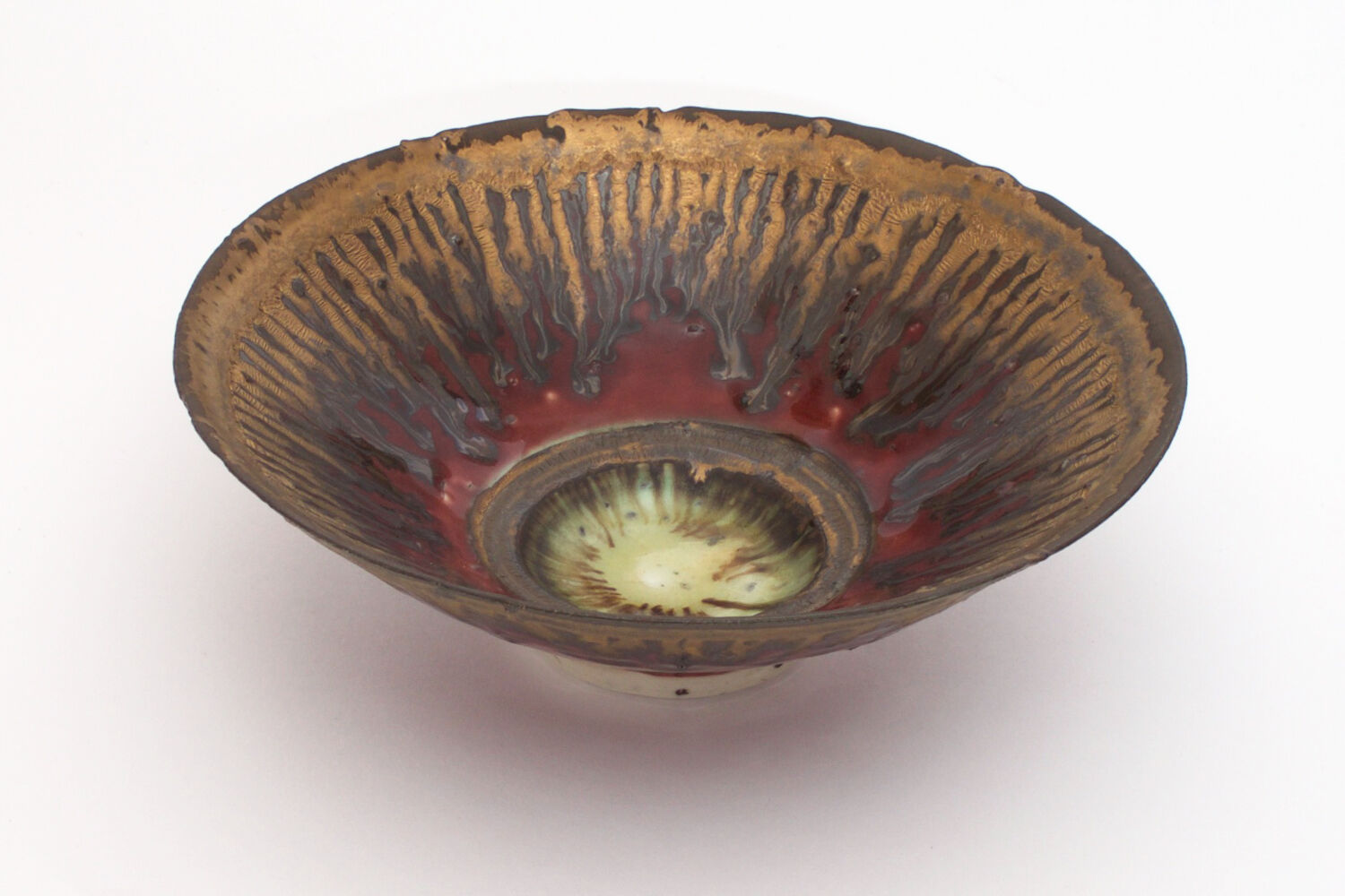 Peter Wills Porcelain Bowl 121