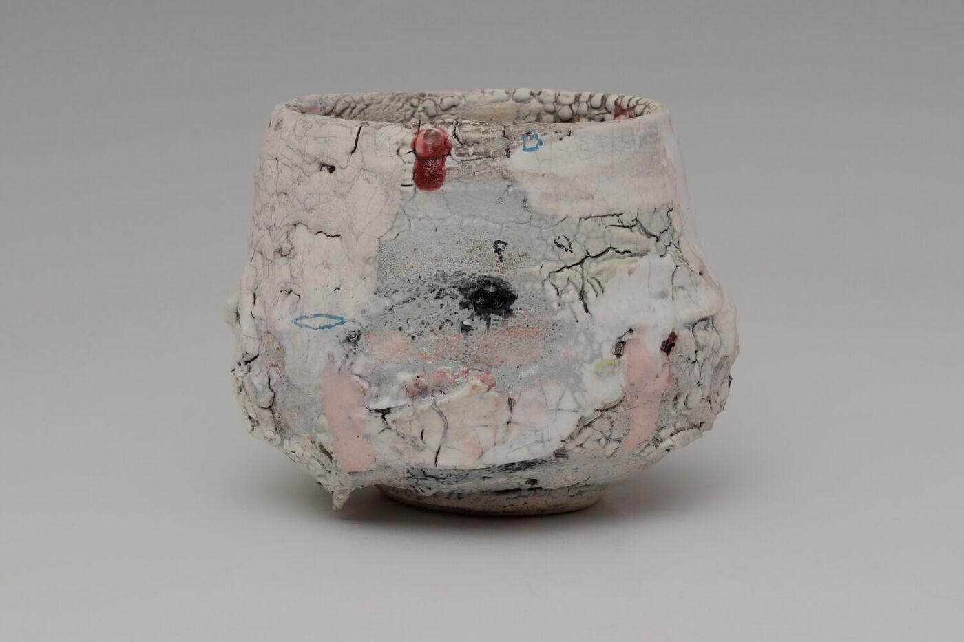 Sam Hall Ceramic Bowl 039