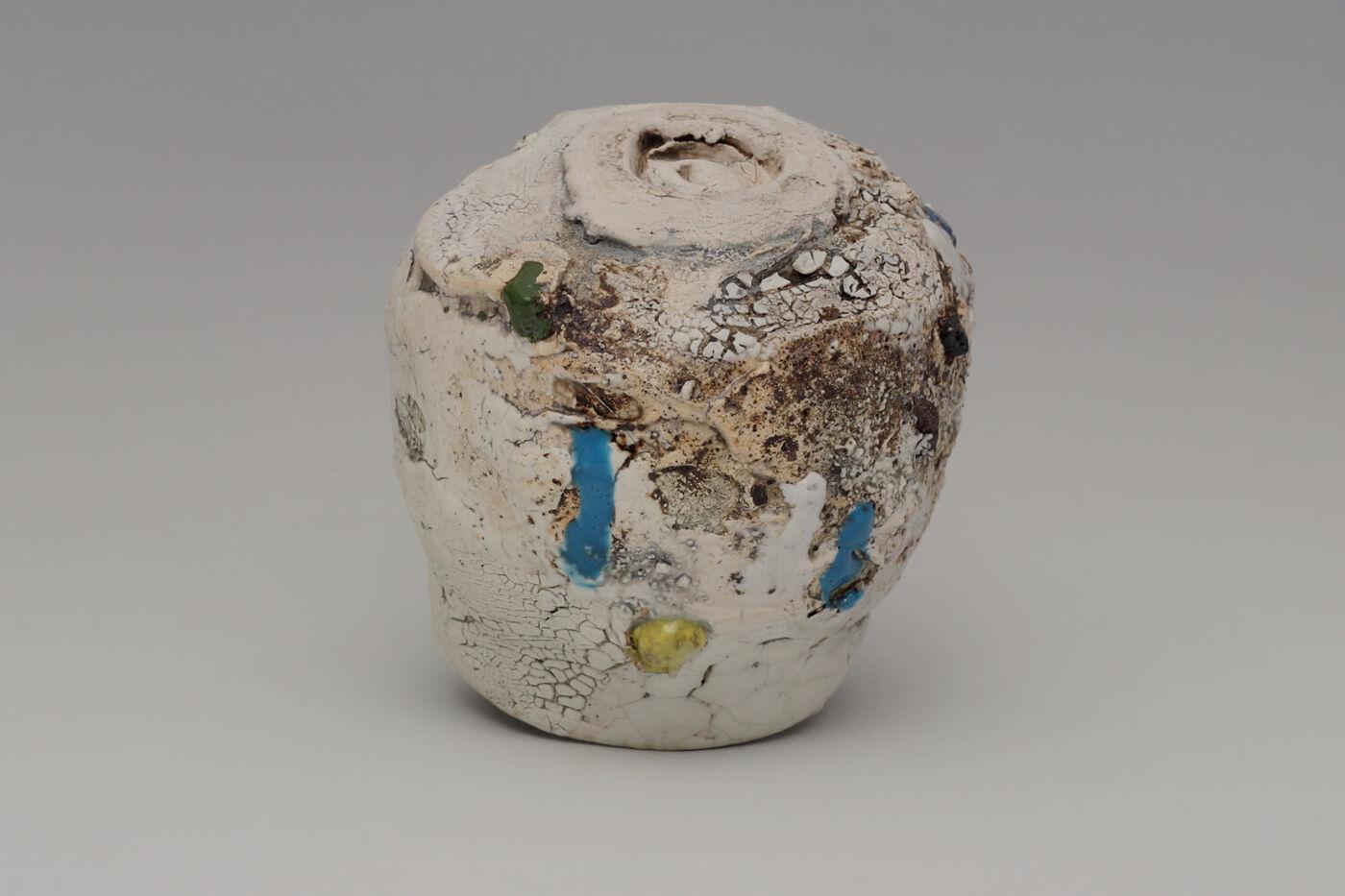 Sam Hall Ceramic Bowl 035