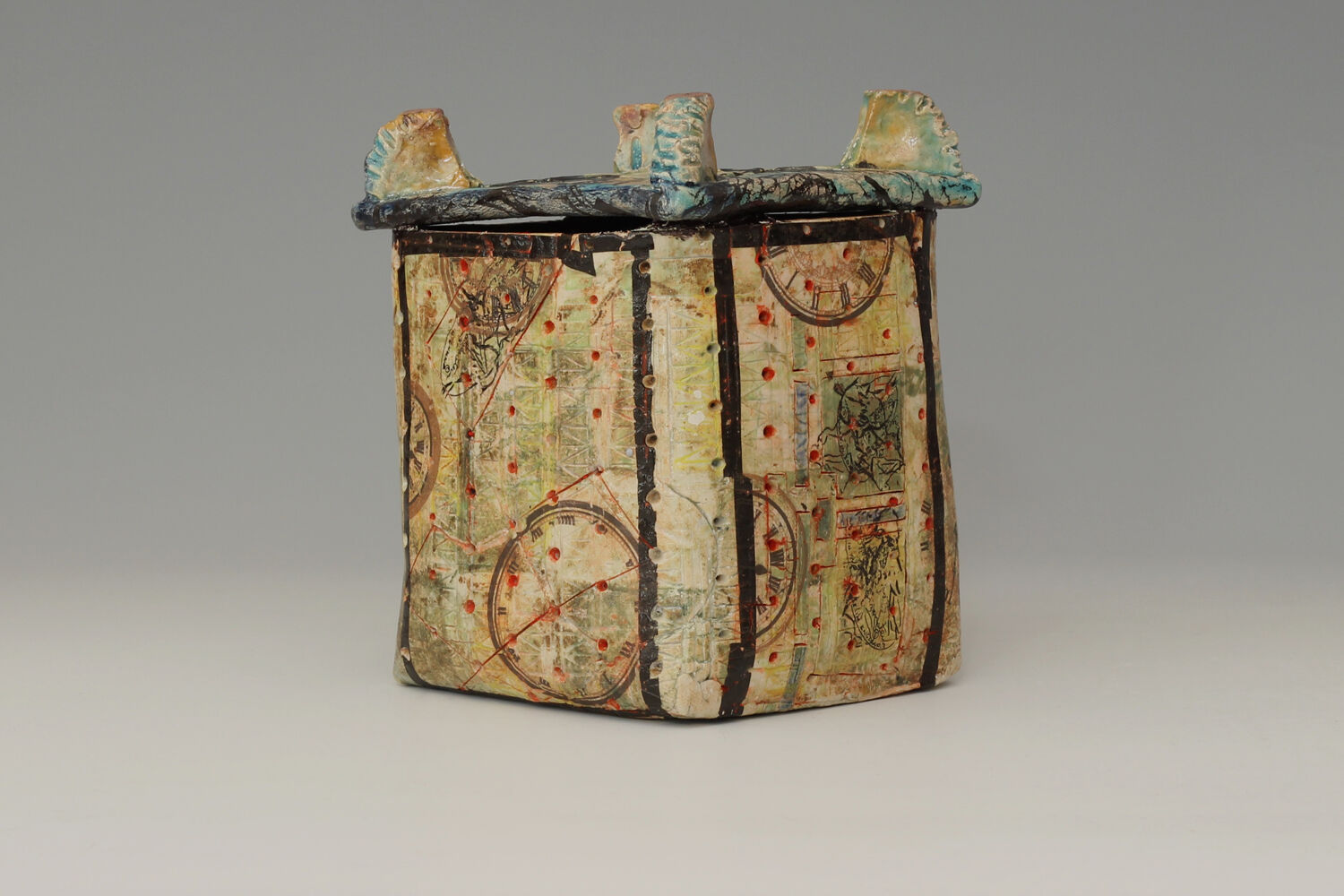 Robert Cooper Ceramic Jar 07