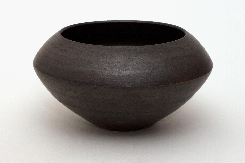 Chris Carter Ceramic Shouldered Bowl 055