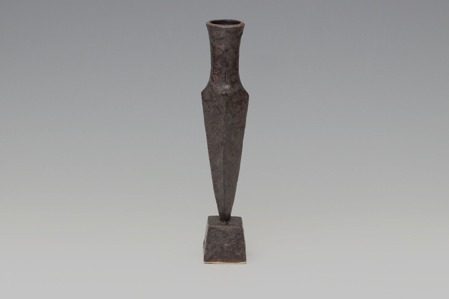 Chris Carter Ceramic Tall Speared Form 166
