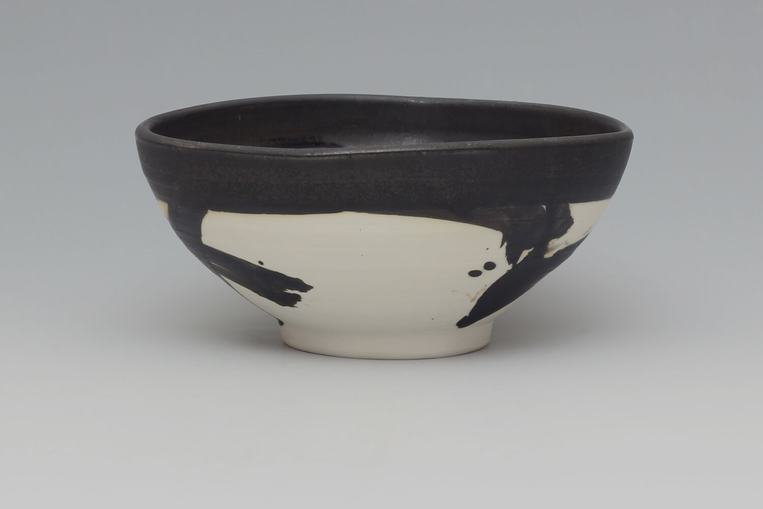 Eric Astoul Ceramic Footed Bowl 01