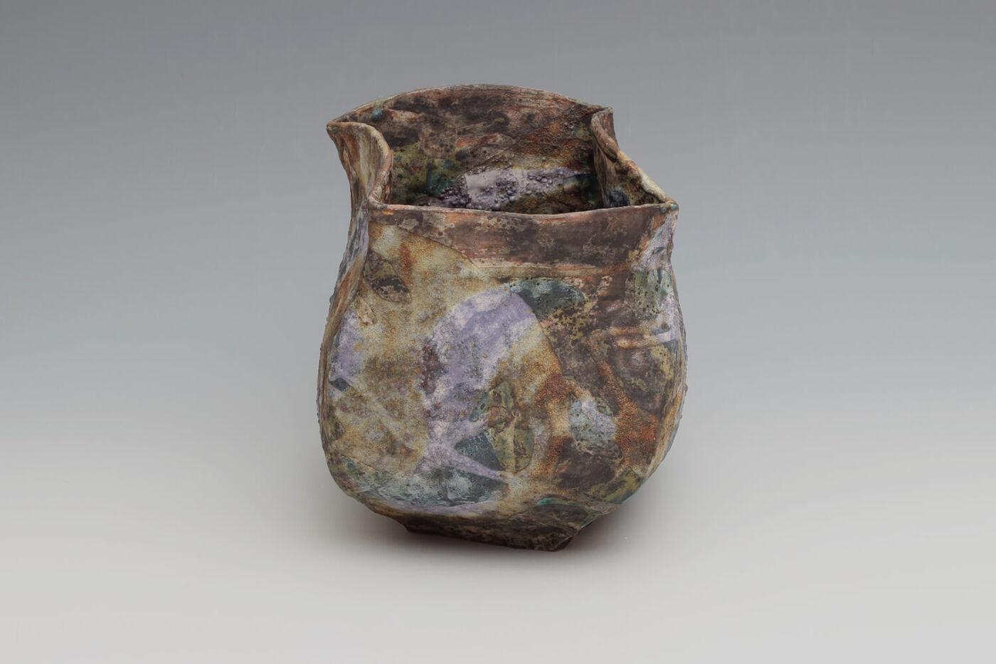Julian King-Salter Ceramic Vessel 06