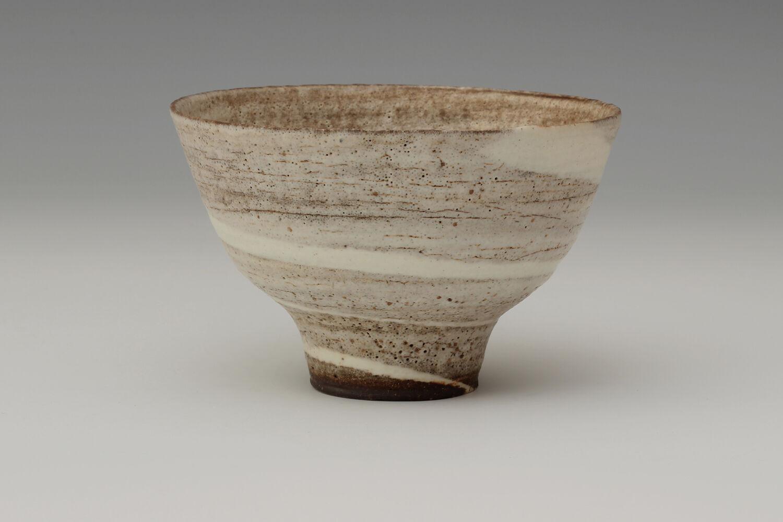 Peter Wills Ceramic Agate-ware Bowl 172