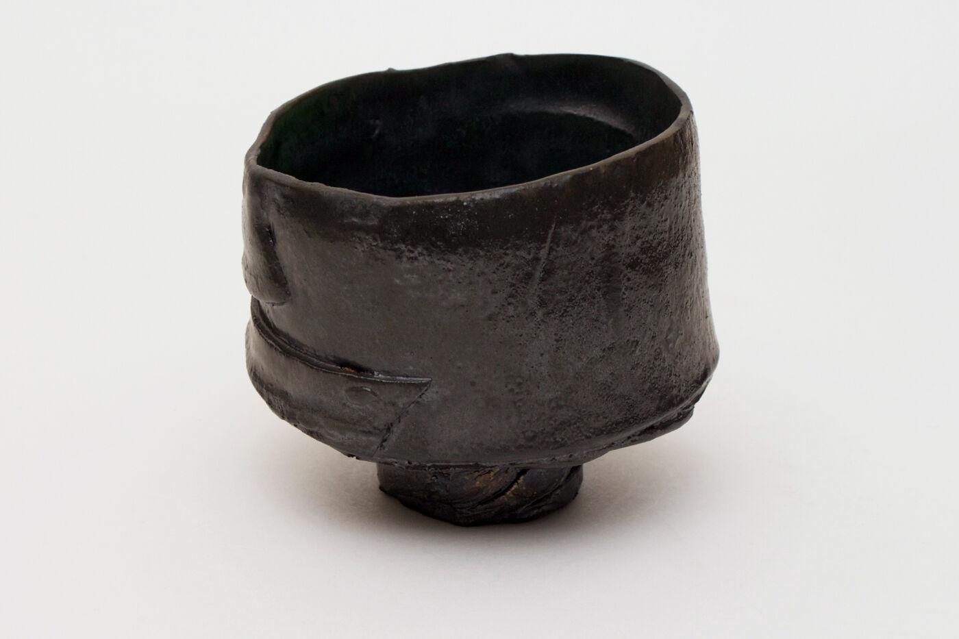Robert Cooper Ceramic Tea Bowl 078